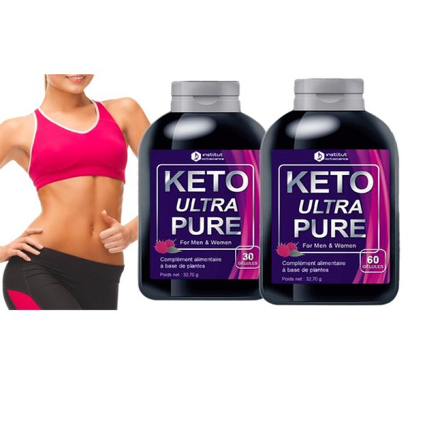 keto ultra pure usages