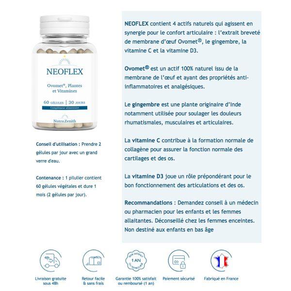 neoflex-bienfaits
